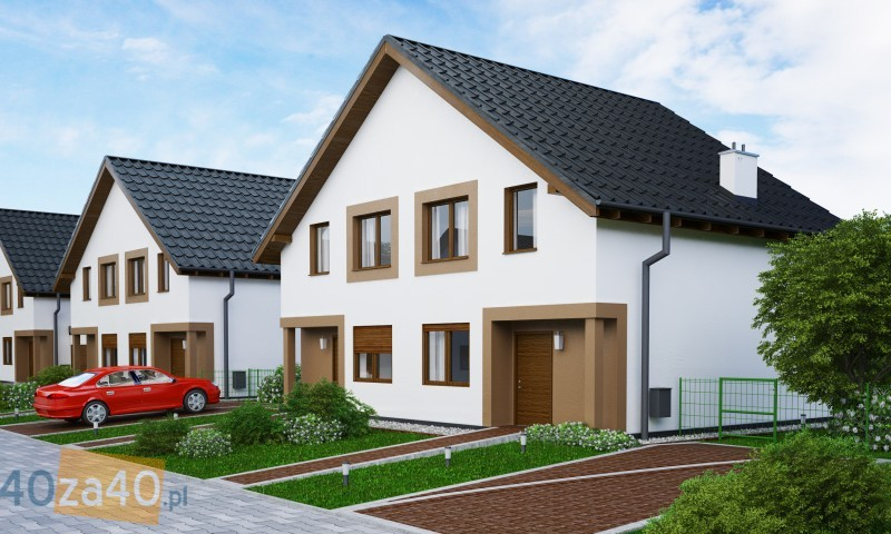 Dom na sprzedaż, powierzchnia: 135 m2, pokoje: 4, cena: 372 000,00 PLN, Wilkszyn, kontakt: PL +48 607 608 259, 713 177 287