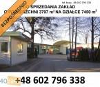 Lokal na sprzedaż3800 m2